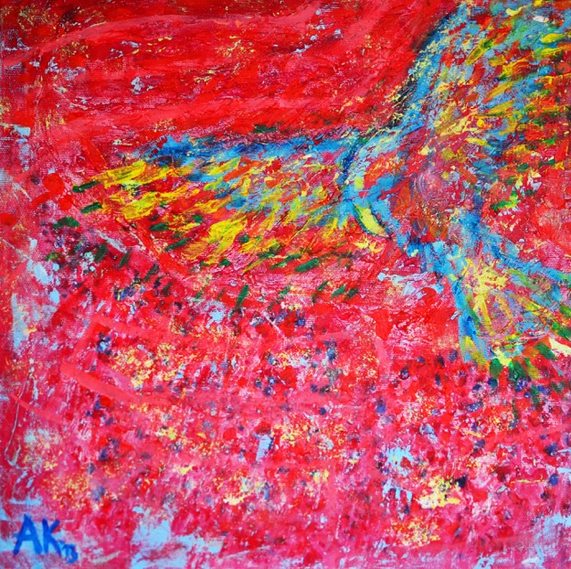 andreja kranjec psychedelic birds 5