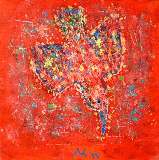 andreja kranjec psychedelic birds 6