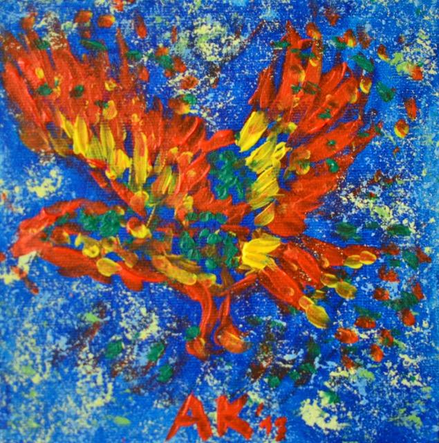 andreja kranjec psychedelic birds 7