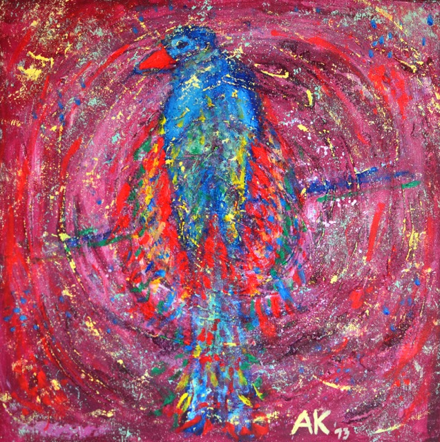 psychedelic birds 3