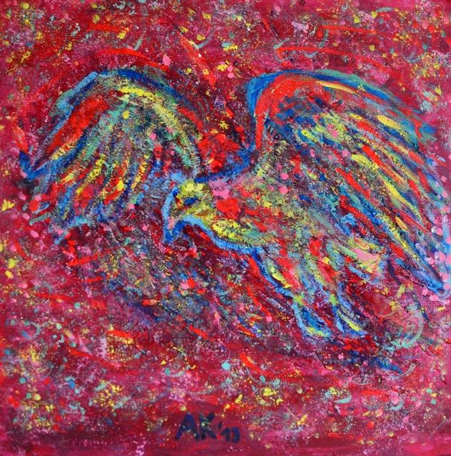 psychedelic birds 4